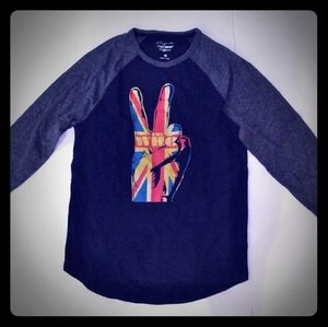 The Who Band Medium Shirt  By Lucky Brand